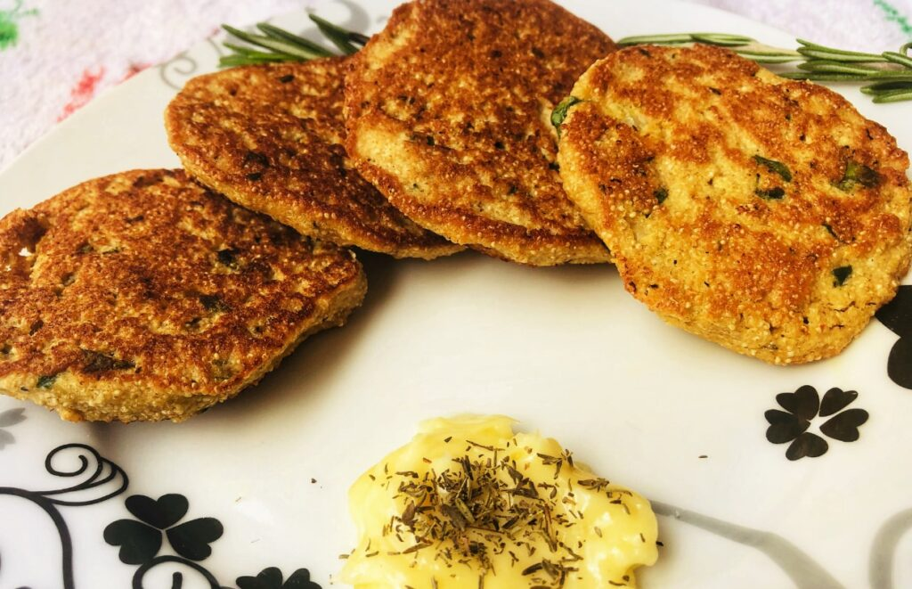 Poppy Seed Fritters in Toronto